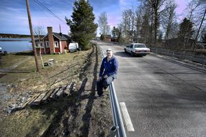Krister Parling överklagar beslut om att familjen inte får bygga ut i Bångs. Strandskydd, Storsjön, Sandvikens kommun.