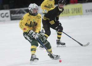 Edvin Persson är en av talangerna i det unga LBK-garde som får stort förtroende.