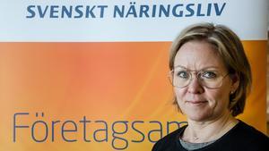 Anna Hedensjö Johansson, Svenskt näringslivs regionchef i Västernorrland.