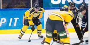 Lucas Carlsson och SSK hade en blytung kväll mot BIK Karlskoga.