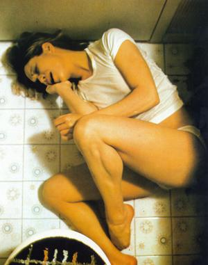 Rose (Marilyn Chambers) drabbas av ett grymt öde i