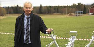 Christer Ek, platschef på Nord-Lock i Halabacken, Mattmar.