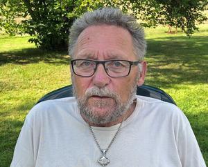 Ulf Granström var Gefle Dagblads lokalredaktör i Hofors och blev vittne till rånet mot Sparbanken. Bild: Privat