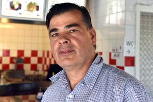 Ibrahim Kartal, 55 år, Orsa