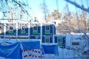 Grävning och pålning genomfördes under den tid marklovet gällde, skriver Marita Skog, Säters kommundirektör. Foto: arkiv