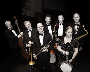 Peter Lind and the cabaret band. Foto: Pressbild