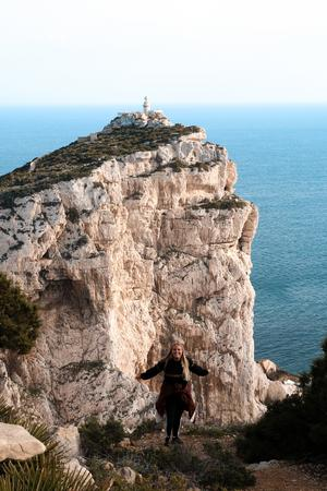 På äventyr på Sardinien. Foto: Madicken Nyman