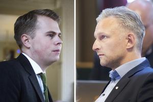 William Elofsson, M, anklagade majoriteten för reformtrötthet och efterlyste större ansvarstagande. Jörgen Edsvik, S, gav tillbaka med samma mynt: