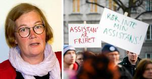 Monika Lindberg, är lokal ordförande i Attention, en intresseorganisation för personer med neuropsykiatriska funktionshinder.