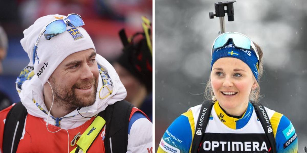 """Bytte från längd till skidskytte – nya chefen lockades av Stina Nilsson: """"Följ dina drömmar"""""""