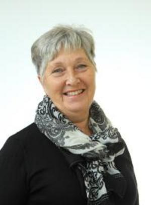 Moderaten Ann-Marie Bergström vill ta Sandvikens sjukhus i bruk för vård av färdigbehandlade patienter.