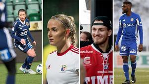 SDFF, Selånger, Timrå IK och GIF Sundsvall är några av lagen som sporten satsar på den här veckan. Foto: ST arkiv