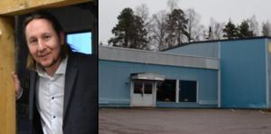 Jon Onsbacke ser till att bildemonteringens gamla lokaler på Ingarvet görs om.