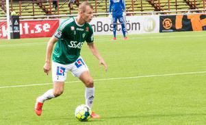 Alexander Zetterström spelade från start.