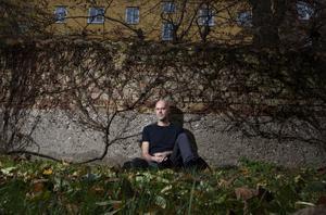 Patrik Svensson har skrivit en sällsam bok. Foto: Emil Malmborg