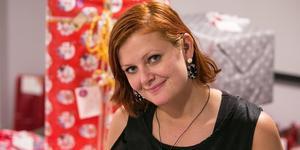 """""""Alla egna omkostnader står vi för själva. Allt ska gå till barnen"""", säger Sabine Dahlberg som 2015 drog igång Jultomten finns Jämtland."""