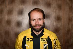 Andreas Alm. Foto: Henrik Montgomery / TT