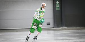 Martin Landström riskerar att missa Svenska cupen i helgen på grund av skada.