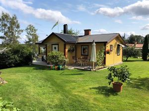 Huset på Runnskär är veckans populäraste på Hemnet.