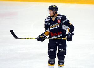 Jonas Halvarsson är tillbaka i Borlängetröjan.