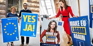 Liberalerna och Kristdemokraterna, två sidor av samma mynt. Det menar DT-krönikören Emma Höen Bustos. Foto: TT