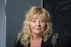 Den 4 maj 2019 fyller skådespelaren Inger Nilsson 60 år. Foto: Bibi Fogelqvist