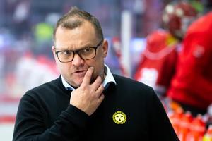 En bekymrad Magnus Sundquist. Bild: Johan Bernström/Bildbyrån