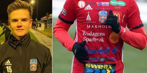 Johan Berchtold ansluter till BKV Norrtälje från Roslagsbro IF. Foto: Privat/Christopher Grönlund