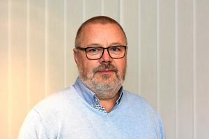 Denny Josefsson, presskommunikatör Trafikverket. Foto: Hanna Wallén .