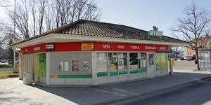 Kiosken i Kungsör är stängd och signaturen