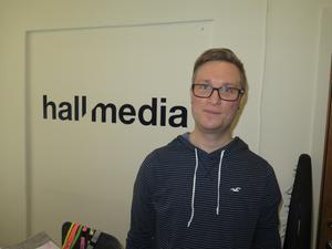 Jonas Ljungberg, ordförande i Unionen-klubben på Hall Media, tycker att det känns bra att en affär är klar efter en tid av rykten.