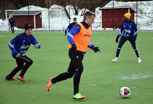 Rutinerade Per Fyhr blir en av nyckelspelarna för IFK Mora i år.