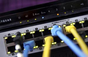 Snabbt internet – inte en självklarhet för alla. Foto: AP