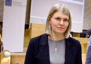 Lisa Tynnemark (S), ordförande i barn- och utbildningsnämnden, hade inte fått någon information om försäljningen innan.
