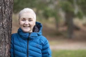 Molly Myrestaf från Funäsdalen avled av cancer på lördagen. Foto: Liza Simonsson.