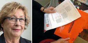 Agneta Tjärnhammar är föreningsordförande för SPF Seniorerna Moringen i Nynäshamn.
