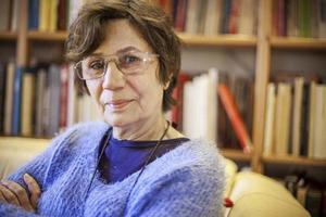 Haideh Daragahi ger aldrig upp kvinnokampen.