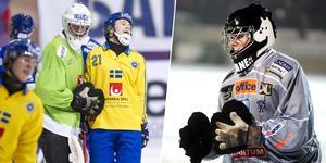 Pertti Virtanen och Timo Oksanen. Bild: TT / Ola Svärdhagen