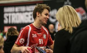 Marcus Ekengren medger att det mentala svek när man tappade matchen mot Lillån under lördagen.