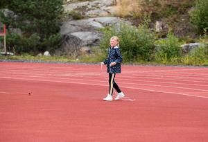 Örnsköldsviks Gymnastikklubb har startat en inriktning mot hopprep och har nu varit på plats på Idrottens dag två år i rad.