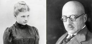 Clara Immerwahr, gift med Fritz Haber, var motståndare till makens arbete med stridsgaser.