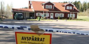 Thomas Gröndahl blev ihjälskjuten bara några meter från sitt eget hem.                                                                              Arkivbild: Ola Wahlsten