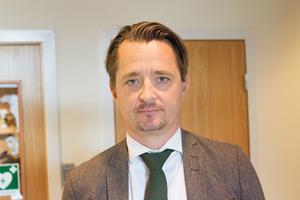 Martin Bresman, åklagare Riksenheten mot korruption.