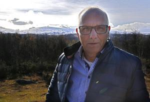 Sten-Olov Salomonsson har jobbat 48 år inom energibranschen.
