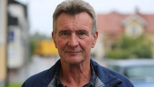Olle Larsson, Landsbygdspartiet oberoende.