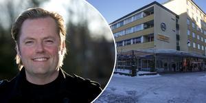 Förre Ludvikabon och fastighetsägaren Anders Skoglund pekas ut som köpare och blivande ägare till kvarteret Lodjuret i centrala Ludvika