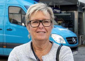 Monica Nordlander, 65 år, pensionär, Sundsvall.