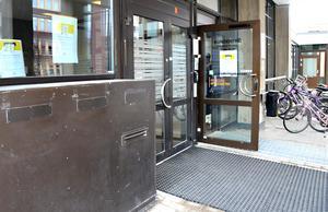 Brevinkasten till Skatteverket i Sundsvall har stängts - av säkerhetsskäl.