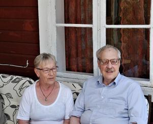 Jan och Margareta Lindström.
