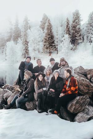 Absolut Jämtland med Hoven Droven, Triakel, Ellen Sundberg och Merit Hemmingson gör julkonserterna